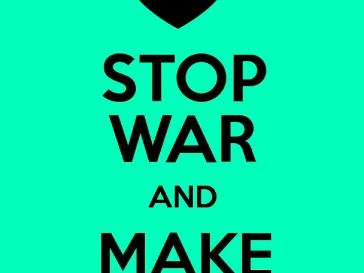 Stopping Wars and Making Peace